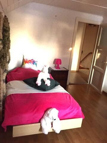 Bedroom 3 (90X200) 1st floor