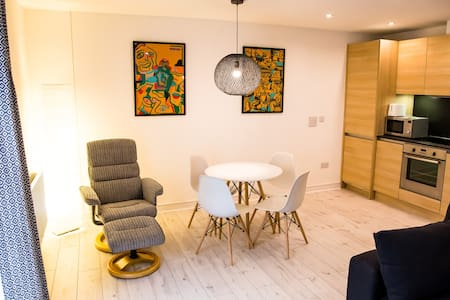 Luxury City Centre Apartment 2