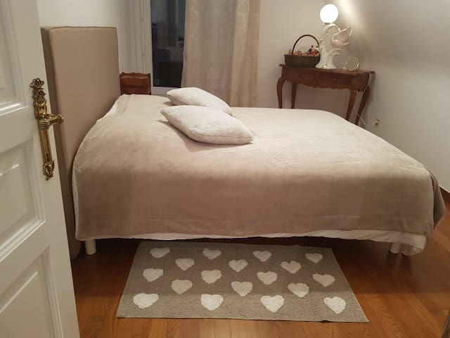 Bienvenue chez Carole