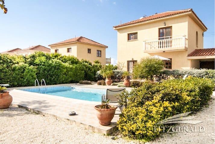 Rosetta Villa Pissouri