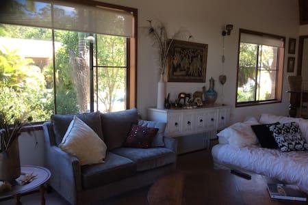 Sunshine Coast getaway Upstairs - Aroona