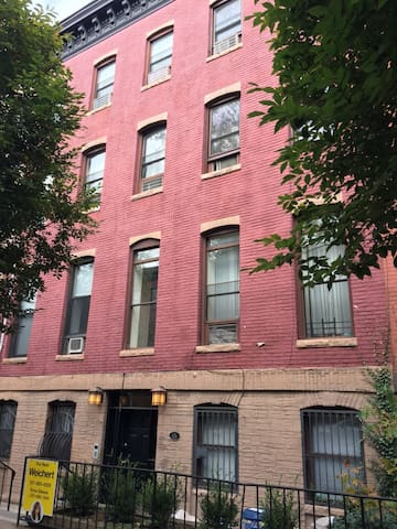 Two bedroom condo minutes from NYC.