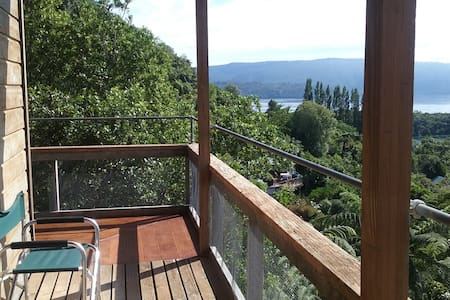 Home with a million dollar view - Lake Tarawera