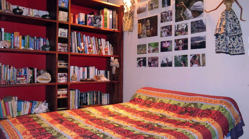 chambre dans villa près de la rivière Dumbéa