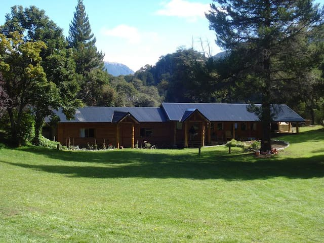 Exceptional fully equipped house in the nature - San Carlos de Bariloche