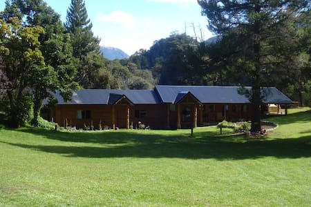 Exceptional fully equipped house in the nature - San Carlos de Bariloche - Hus