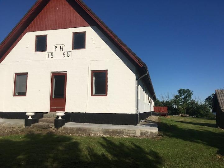 Søgaard Naturferie, på kanten af Nationalpark Thy