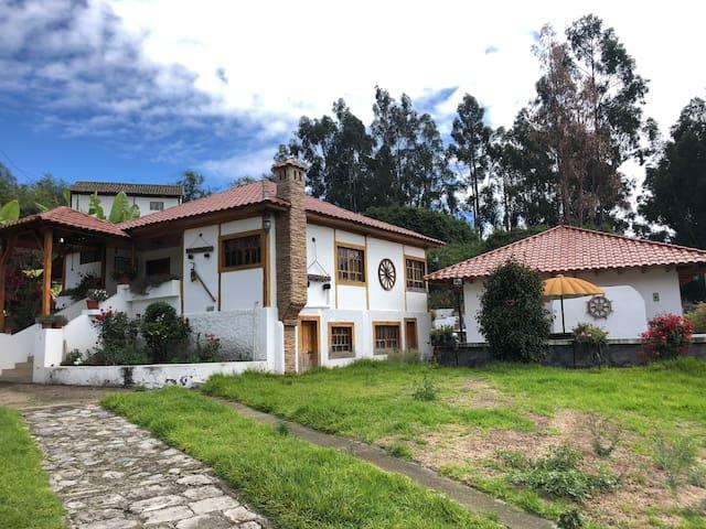 Country House Experience Ambato-Cevallos-Baños