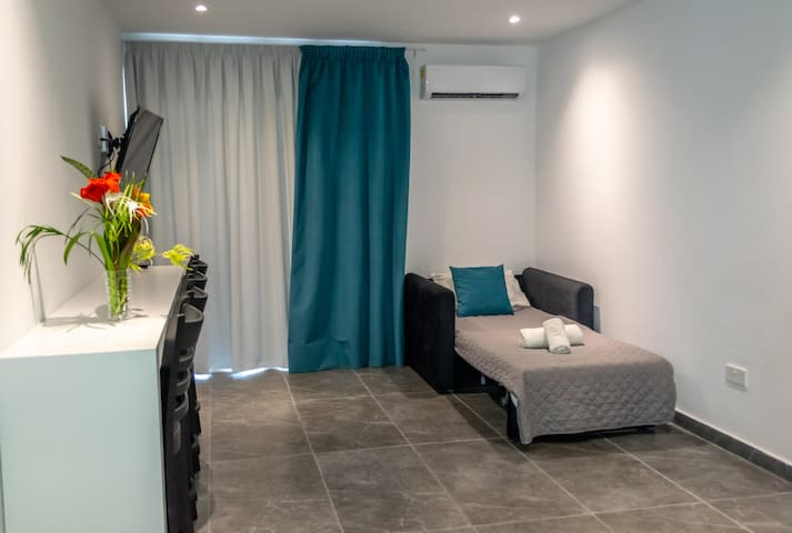 A. Maos superior one-bedroom apartment