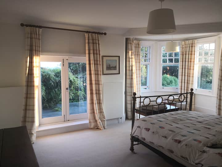 One or two bedrooms in beautiful victorian home.