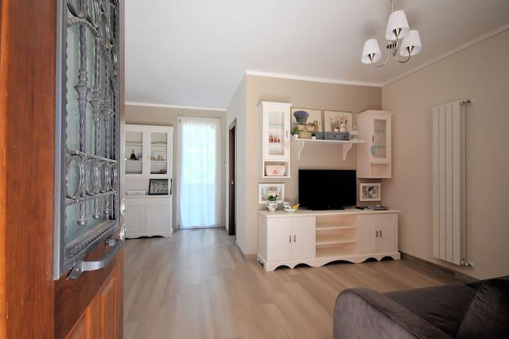 Meravigliosa casa di campagna a Sutri - San Benedetto - Apartamento