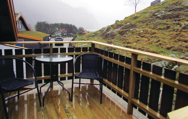 Holiday apartment with 1 room on 25m² in Dirdal