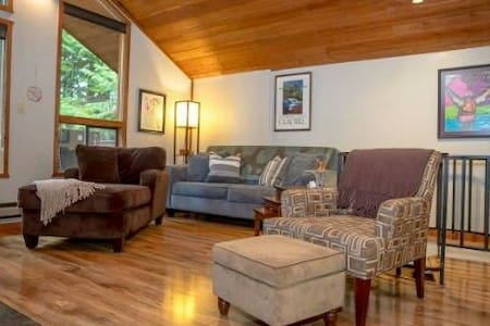 Forest Retreat - 2BR/Spa/Nature - Apartment