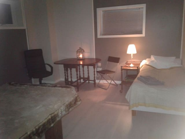 3. Comfortable big bed room close to Oslo airport! - Jessheim - Villa