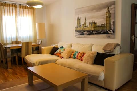 Fantastic penthouse five minutes from Plaza Mayor