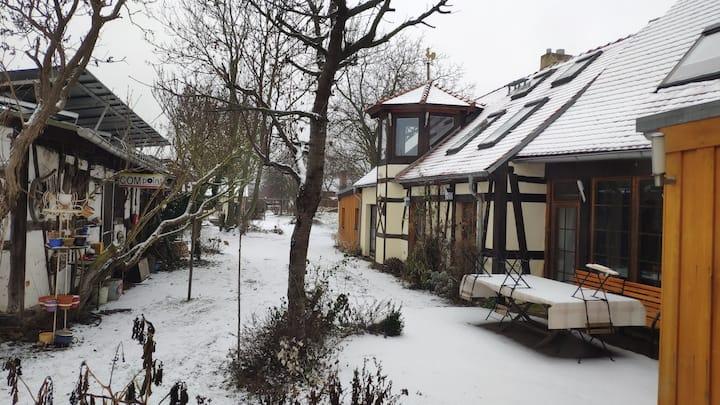 Sommerhof WH: Winterhof inkl Sauna, Kamin.. (20+)