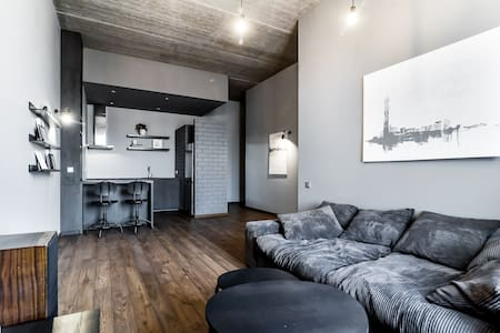 Luxury cozy apartment near Kaunas city center