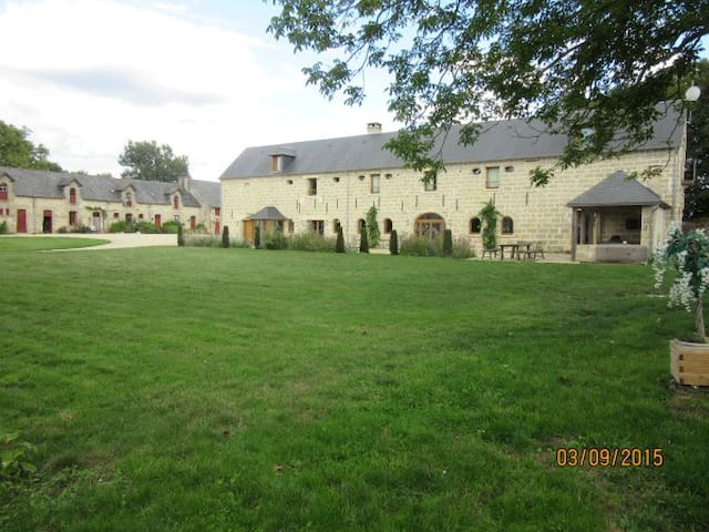 The Sanctuary- Loire Valley - Louresse-Rochemenier - Autre