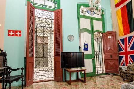 Casa De Jorge e Isabel - Hab2 - La Habana