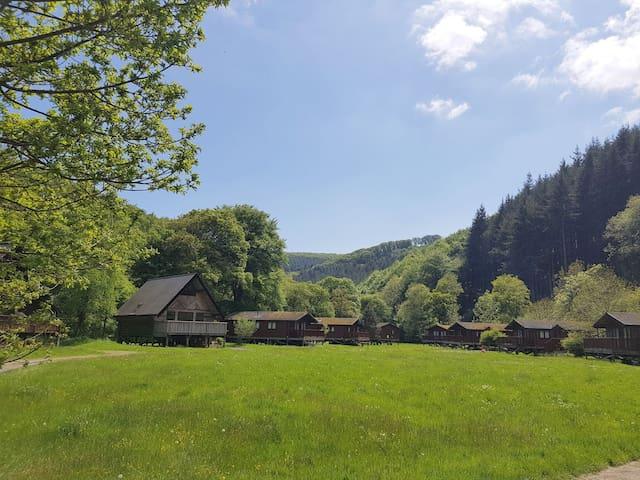 Dartmoor Riverside Lodge