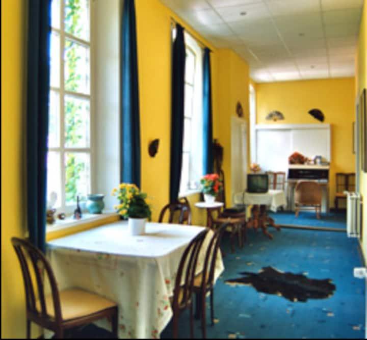 Gästezimmer Rittergut Behrensen Zimmer #2