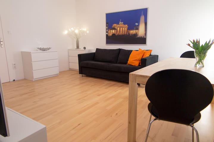 Berlin Central Studio Apartment - Berlin - Daire