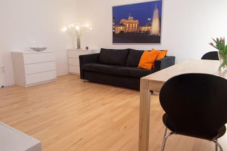 Berlin Central Studio Apartment - Berlín - Byt