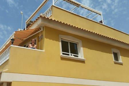 Formentera del Segura upper bungalow