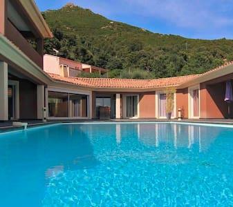 Villa Piazze - Luxueuse villa proche d'Ajaccio - Ocana - Ev