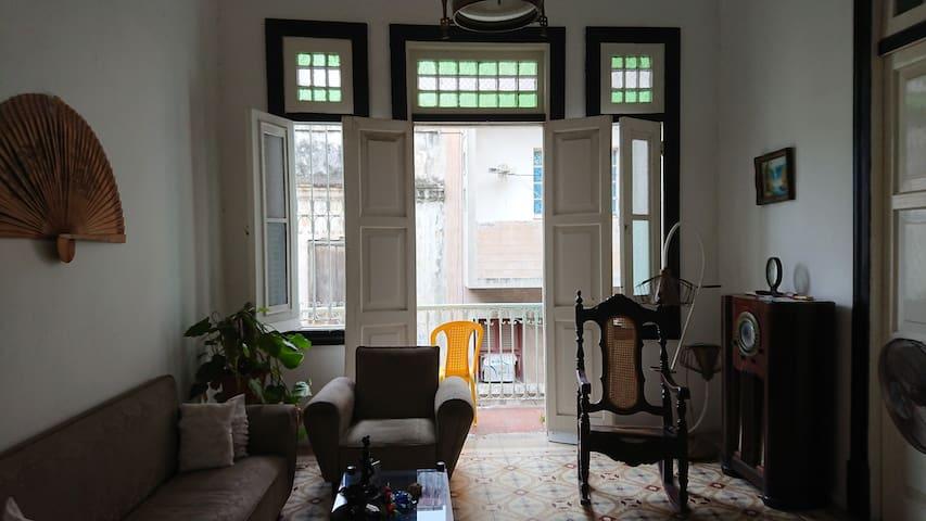 Casa Aramis,Casa Colonial en Centro Habana Habit 2