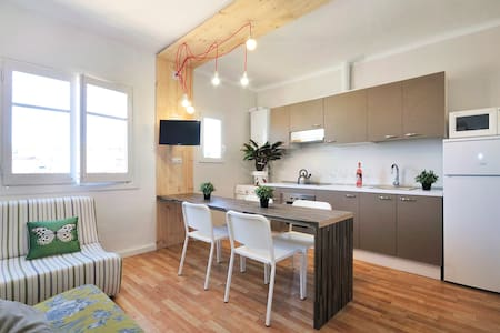 APARTMENT WITH 2 BEDROOMS - Girona