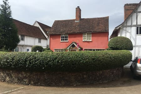 Charming cottage in the heart of Lavenham - Lavenham - Hus
