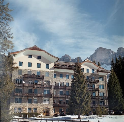 Dolomites: charming Karersee! - Carezza - Apartment