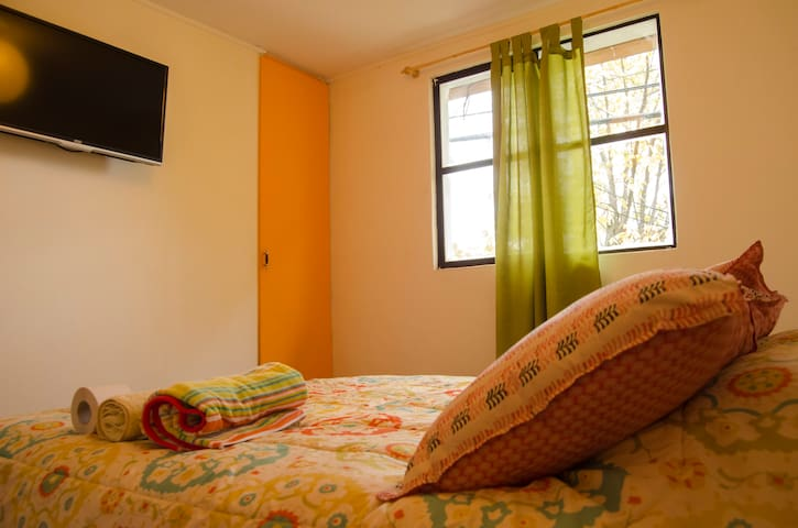 Habitación Matrimonial - Talca - Bed & Breakfast