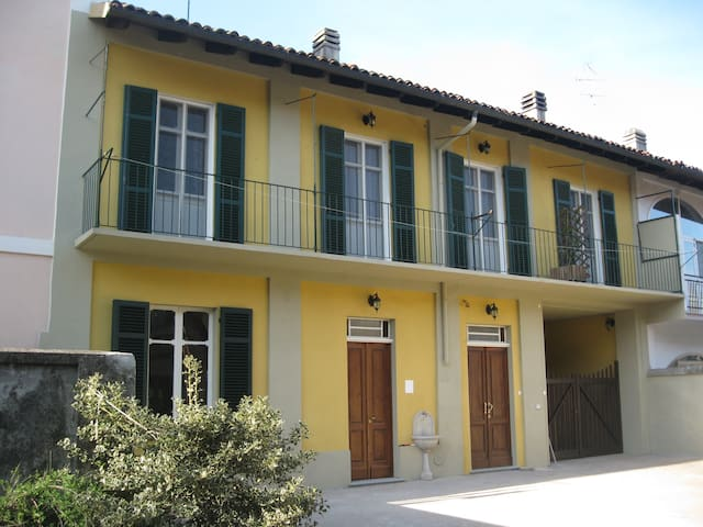 Antur al Feu in Monferrato, camera3 - Pontestura - Bed & Breakfast