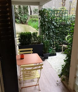 Cosy flat with terrace in Paris 17e - 巴黎
