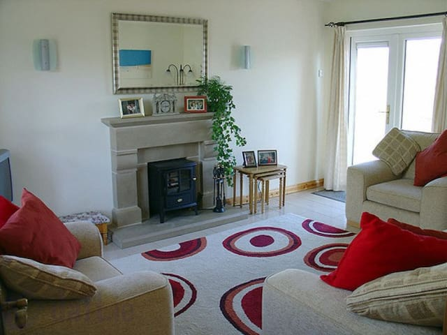 Seaside Holiday Home,Fintra,Donegal - Fintra - Casa
