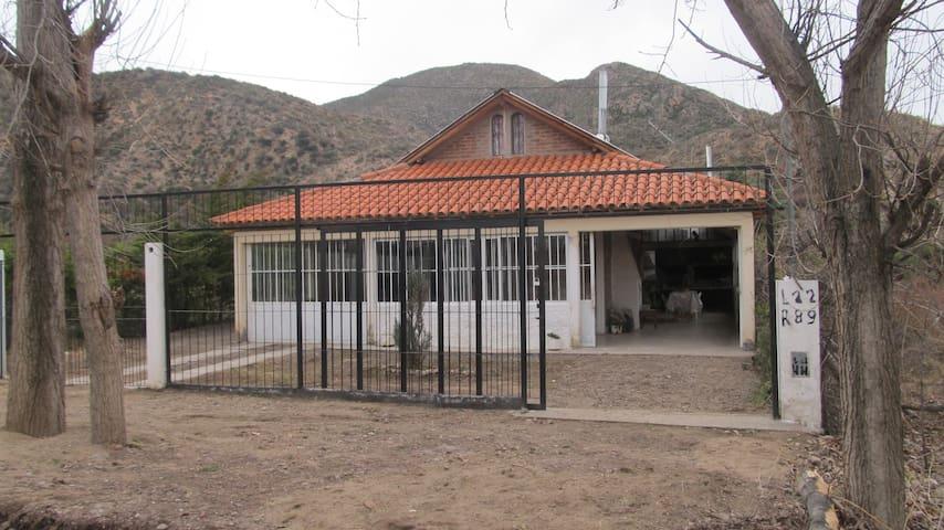 Casa de Montaña Manzano Histórico