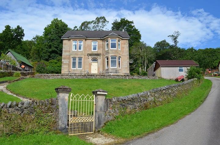 Upper Villa, Tighnabruiach, Argyll & Bute