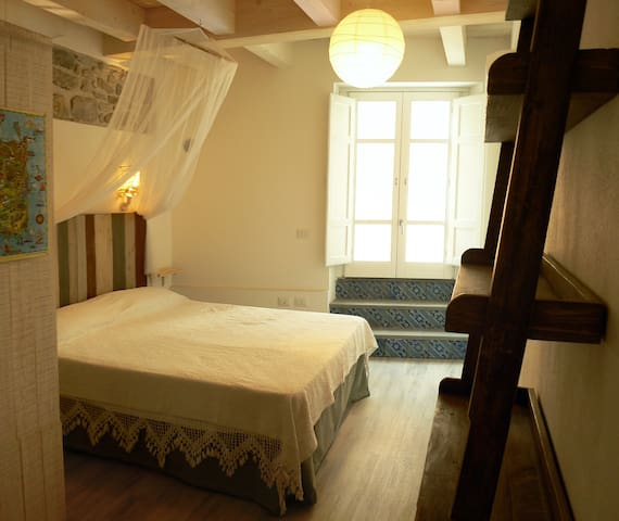 B&B Terra - Stanza Natura - Carloforte - Bed & Breakfast