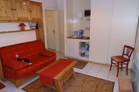 Studio tout confort - Grésy-sur-Isère
