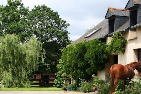 Maison de charme à la campagne... - Rumah