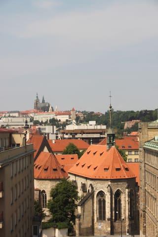 Josefov / Old Town ~ 2 Bedroom, 1 1/2 Bath Condo - Praga - Apto. en complejo residencial