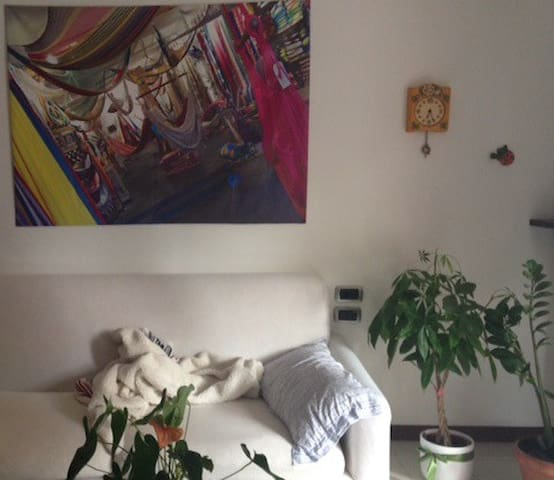Single use Room, Expo Area - Saronno - Apartment