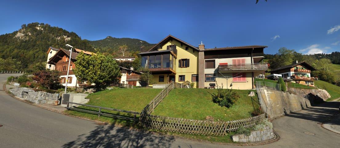 Sunnahüsli - Triesenberg - Casa