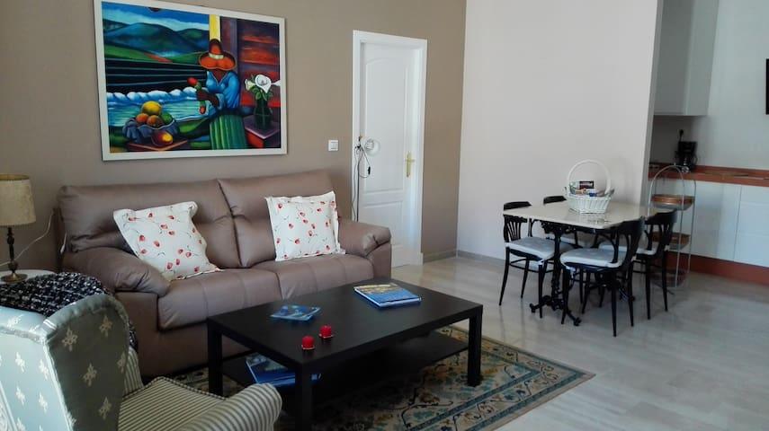 Apartamento de primera en el centro - El Puerto de Santa María - Departamento