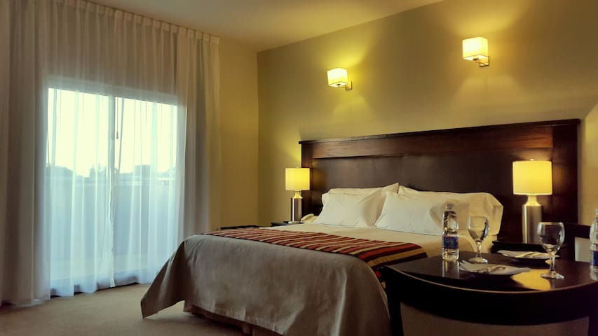 Habitacion privada en complejo Hotelero