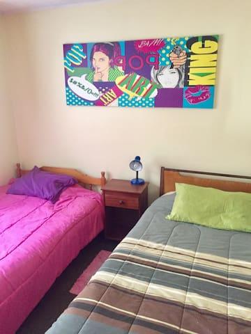 Habitación pieza c/taxi mascotas - Puerto Montt - House