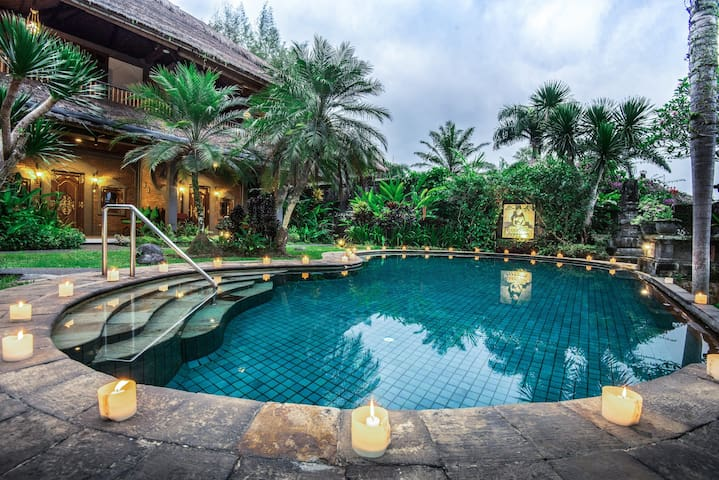 Bunga Permai Hotel#DeluxeDoubleRoom