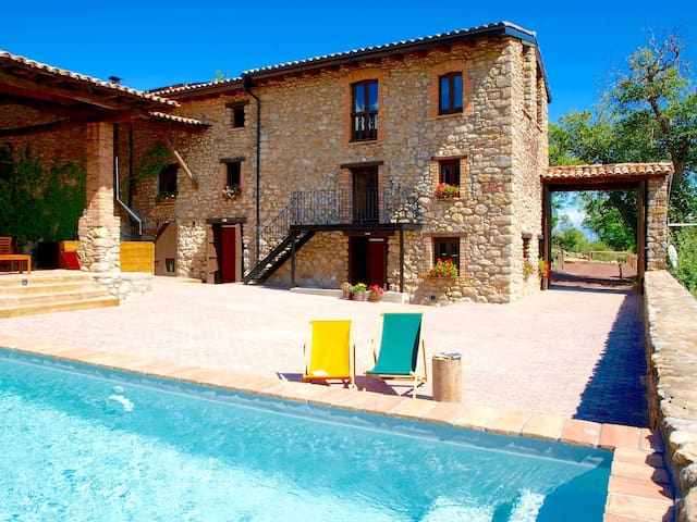 Eco Cottage in the Pyrenees - Bellver de Cerdanya - Villa